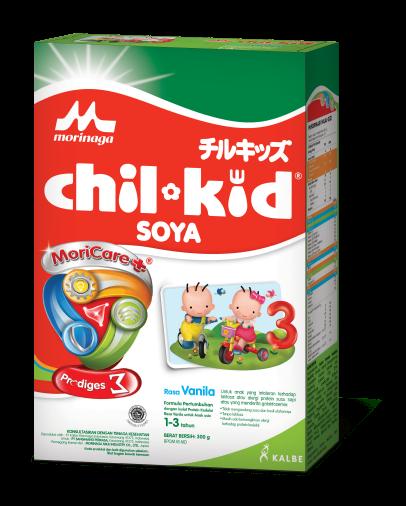 Chil Kid Soya MoriCare Σ Triple Bifidus