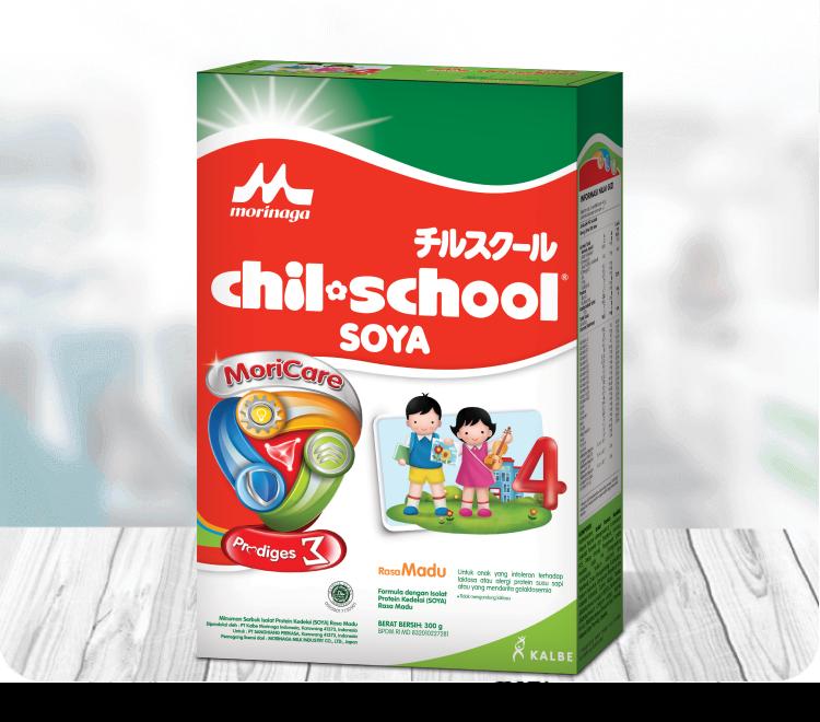 Chil School Soya MoriCare Σ Triple Bifidus
